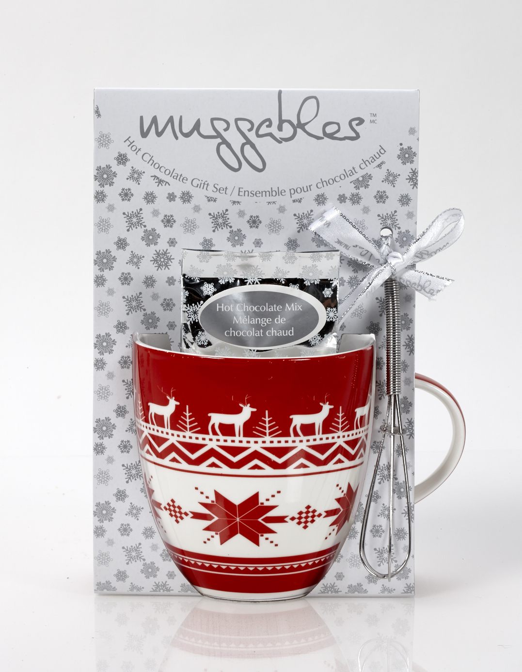 Hot Chocolate Gift Set (Nordic) | HomeLiving™